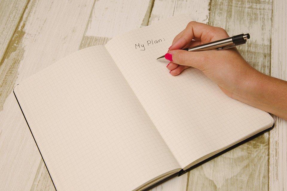 Pour apprendre une langue rapidement : faire preuve d'organisation et de méthode !