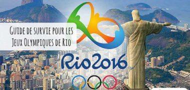 Notre guide de survie pour les Jeux Olympiques de Rio !