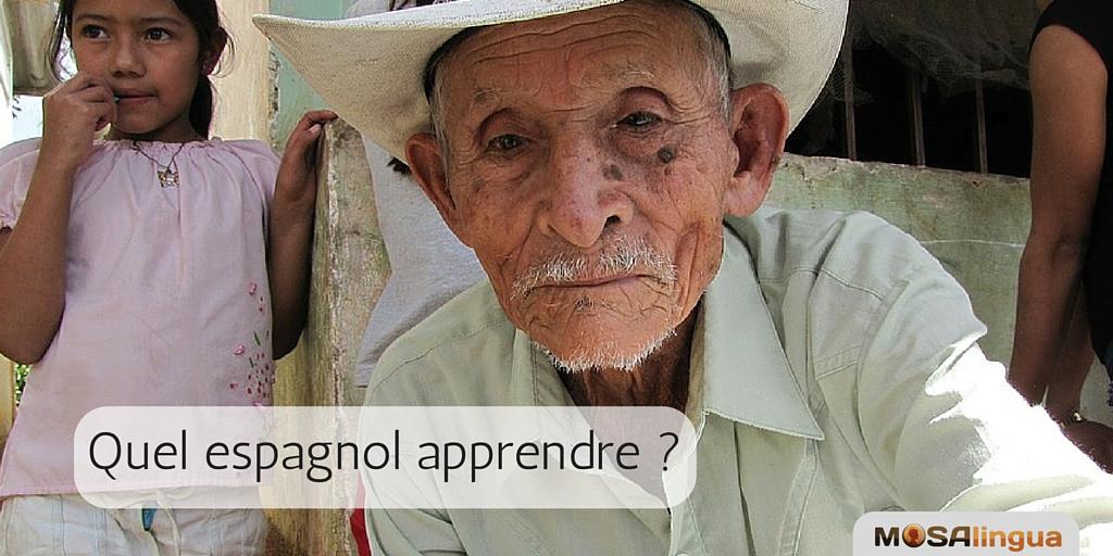 Quel espagnol apprendre ?