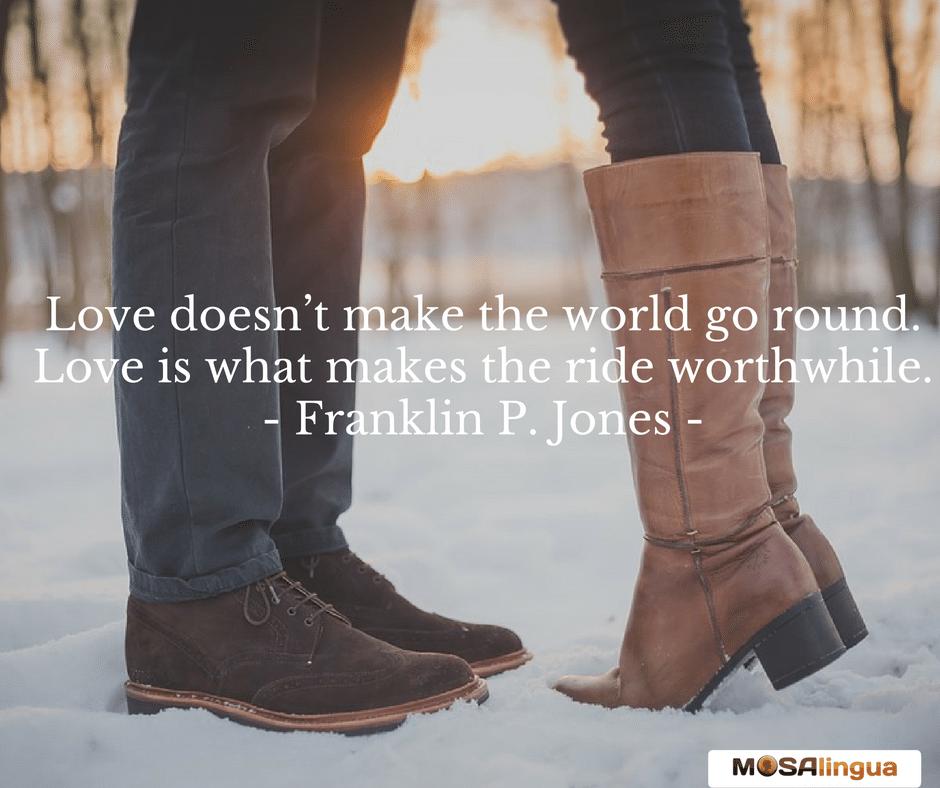 Frases De Amor En Ingles Como Ligar En Ingles Mosalingua