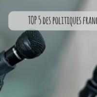 Top 5 des politiques en anglais : notre classement des meilleurs élèves
