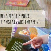 Comment apprendre l'anglais aux enfants ?