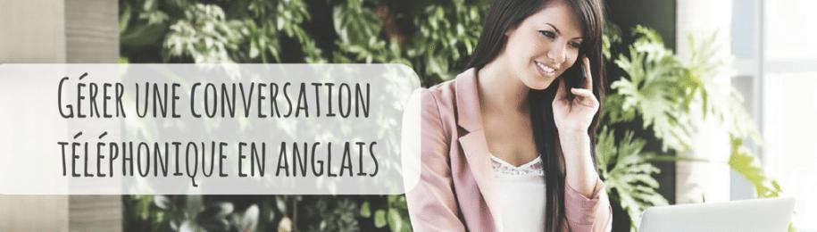 Comment gérer une conversation téléphonique en anglais ? Image