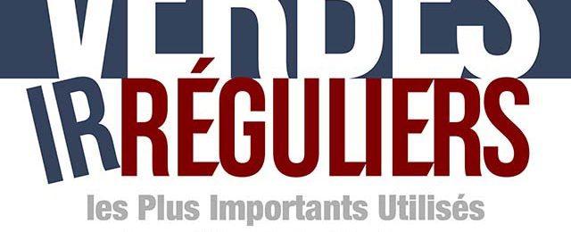 La liste définitive des verbes irréguliers anglais – eBook gratuit Image