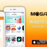 MosaLingua Anglais parmi les meilleures applis de la rentrée en France et Italie
