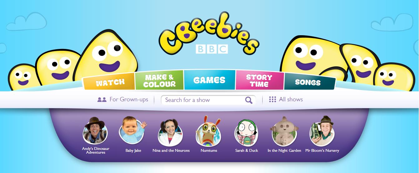 site de la bbc pour apprendre l'anglais aux enfants
