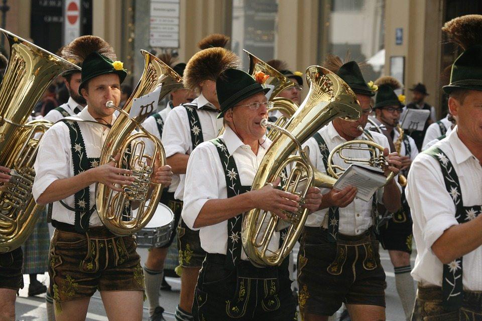 Leçon d'allemand pour Oktoberfest