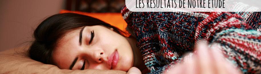 Apprendre une langue en dormant : les résultats de notre étude Image