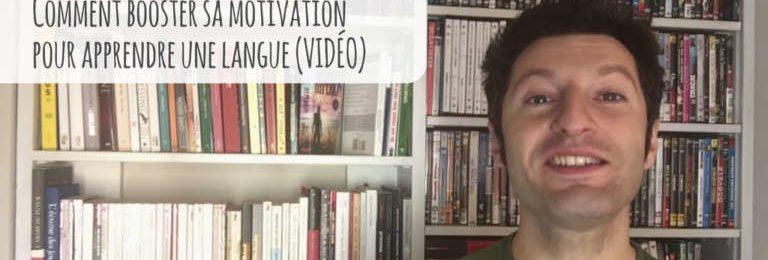 Comment booster sa motivation pour apprendre une langue (VIDÉO) Image