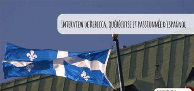 Rencontre avec Rebecca, une assidue de MosaLingua québécoise
