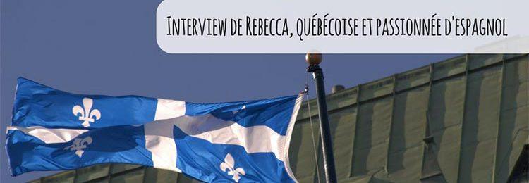 Rencontre avec Rebecca, une assidue de MosaLingua québécoise Image