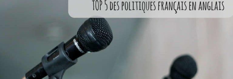 Top 5 des politiques en anglais : notre classement des meilleurs élèves Image