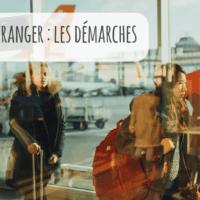 Partir à l'étranger : destinations, bourses et autres préparations