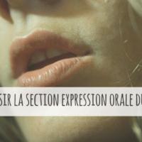 Comment réussir à la Section Expression Orale du TOEFL Test ?