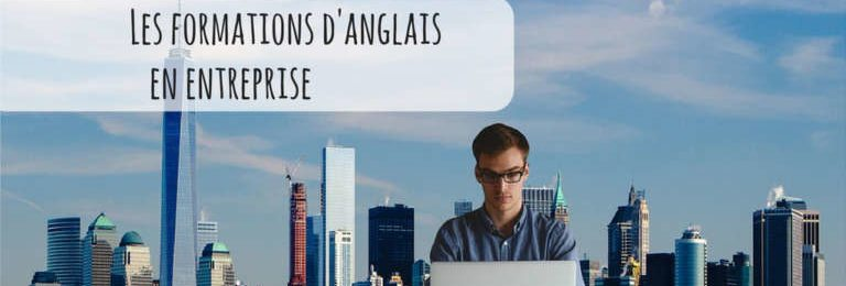 La formation en anglais dans les entreprises : quelles solutions ? Image
