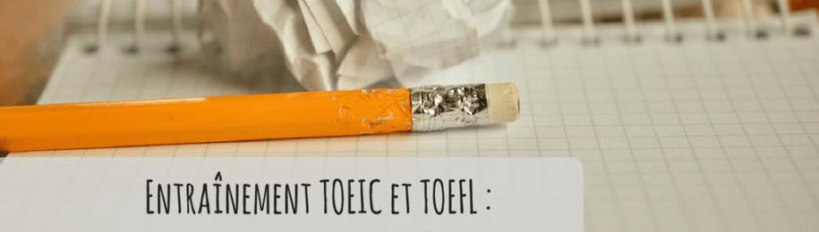 Stratégies de prise de notes pour votre entraînement TOEIC ou TOEFL Image