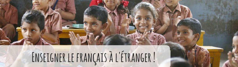 Pourquoi et comment enseigner le français à l'étranger ? Image