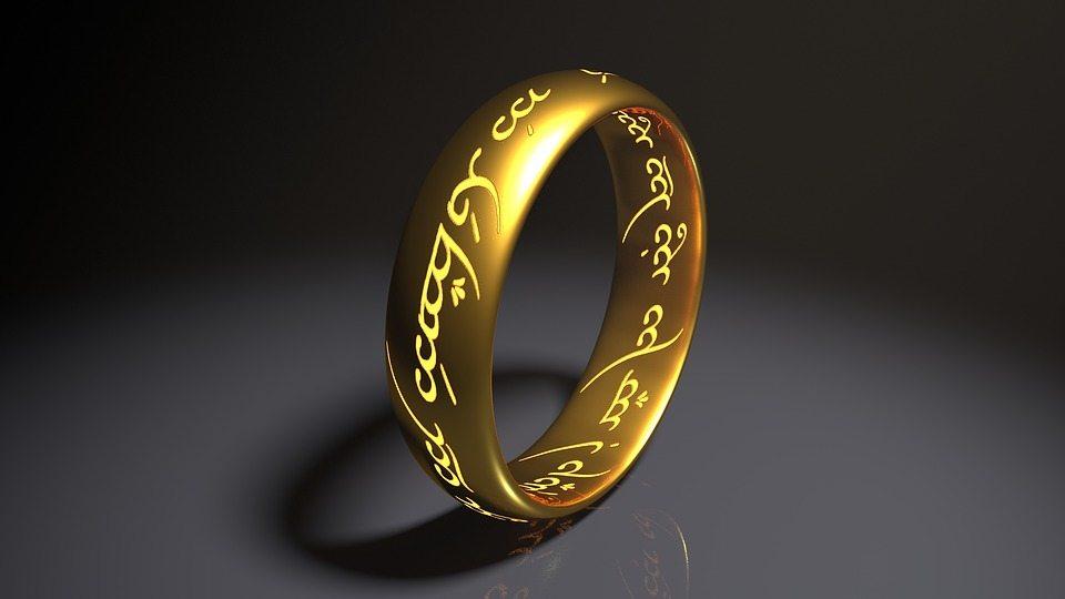 Le sindarin est l'une des langues construites par Tolkien