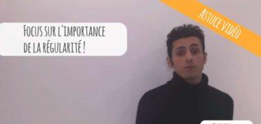Astuce vidéo : pourquoi la régularité peut améliorer votre niveau en langue ?