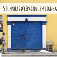 5 outils et autres cours d'espagnol en ligne gratuits