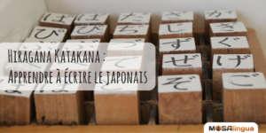 Hiragana Katakana : apprendre à écrire le japonais Image