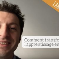 VIDEO : comment transformer votre apprentissage en habitude ?