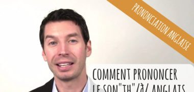 VIDEO : la bonne prononciation du Th en anglais