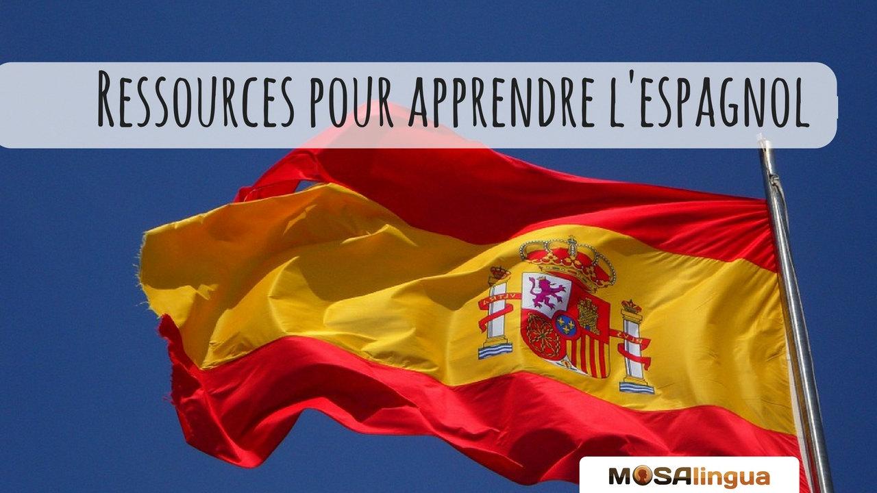 Ressources pour apprendre l'espagnol rapidement