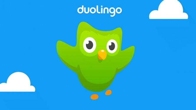 Duo lingo pour apprendre les langues
