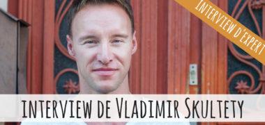 VIDEO : L'interview de Vladimir Skultety où comment retrouver la motivation pour apprendre une langue