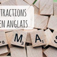 Les différences entre l'anglais oral et écrit : la contraction des mots