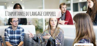 L'importance du langage corporel dans une conversation