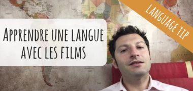 [VIDEO] Comment apprendre une langue avec des films et des séries en V.O. ?