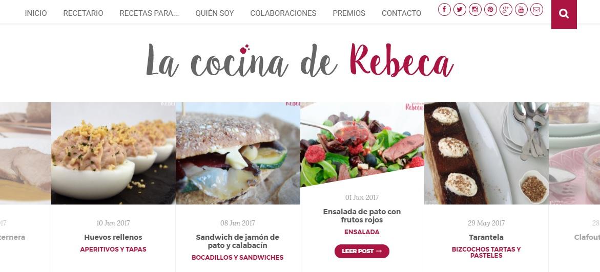 site de cuisine espagnol pour enrichir son vocabulaire