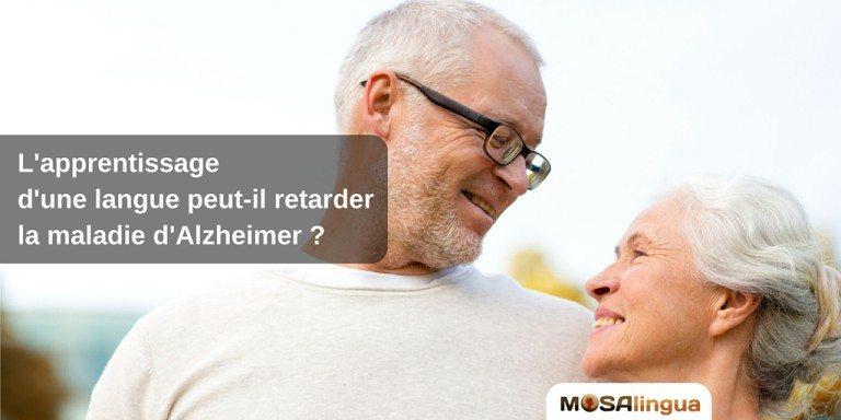 Langues et maladie d'Alzheimer