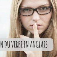 La négation en anglais : les verbes
