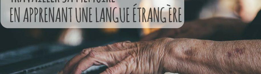 Comment une langue peut-elle aider à travailler sa mémoire ? Image