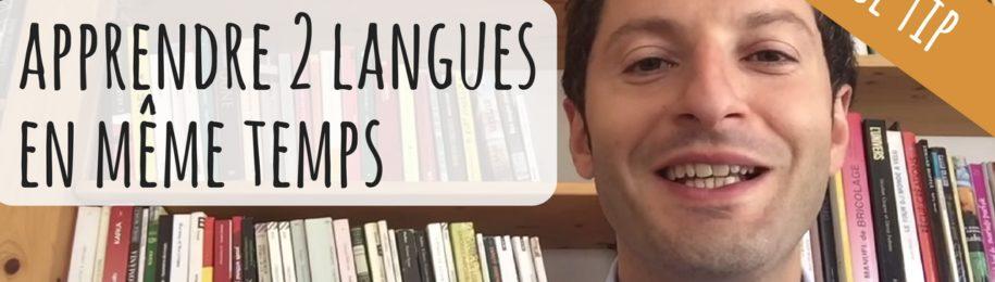 Est-il possible d'apprendre plusieurs langues en même temps ? Image