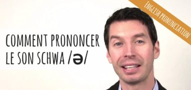 [VIDEO] Comment prononcer le son /ə/ ou schwa anglais ?
