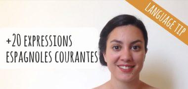 VIDEO : Les expressions espagnoles courantes, Espagne VS Amérique Latine