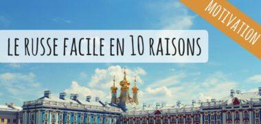 VIDEO : 10 raisons d'apprendre la langue russe