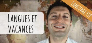 VIDEO : Apprendre une langue étrangère gratuitement pendant les vacances