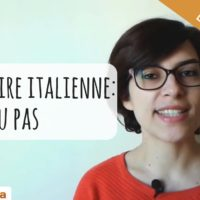 VIDEO : Grammaire italienne, facile ou pas ?