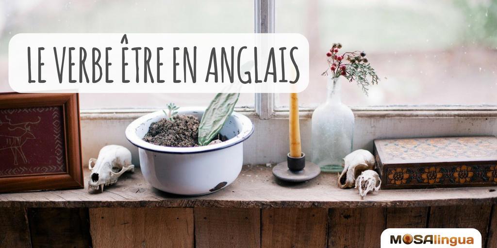 Verbe Etre En Anglais Conjugaison Et Utilisation Dans La Phrase