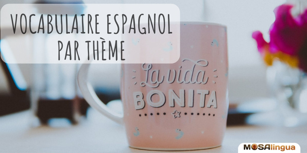 Vocabulaire Espagnol Par Theme 13 Fiches De Vocabulaire Espagnol