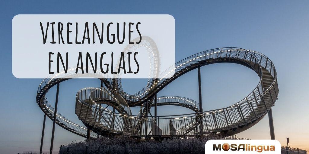 Virelangue en anglais : explication et exercices de ...